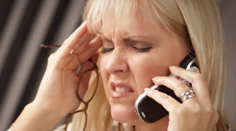 Длинные разговоры по сотовому телефону наносят вред здоровью