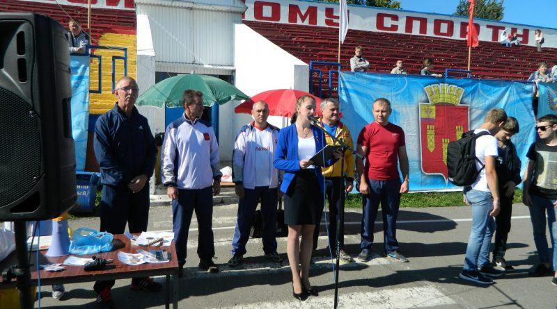Алатырцы приняли участие в Кроссе нации-2017 2
