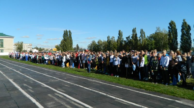 Алатырцы приняли участие в Кроссе нации-2017 4