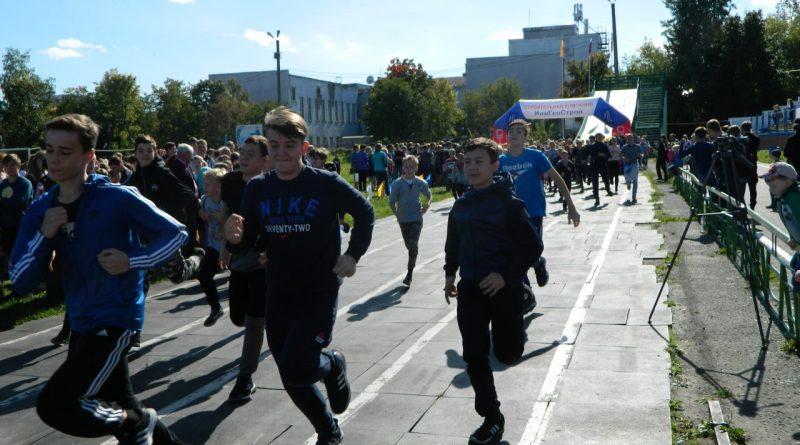 Алатырцы приняли участие в Кроссе нации-2017 12