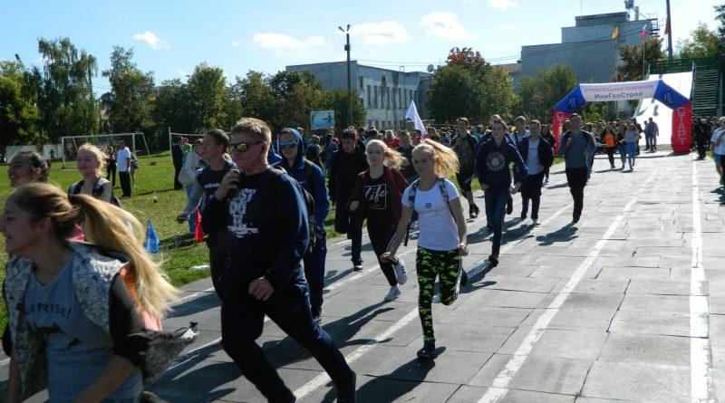 Алатырцы приняли участие в Кроссе нации-2017 14