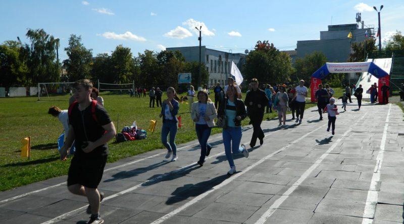 Алатырцы приняли участие в Кроссе нации-2017 16