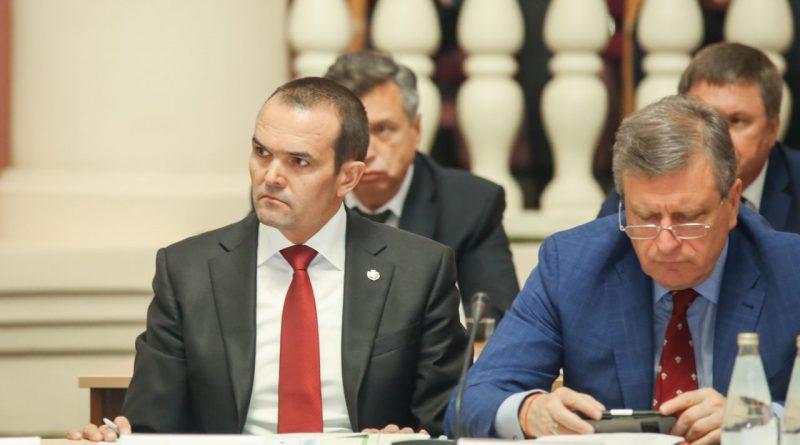 Обсудили варианты стимулирования роста экономики в регионах