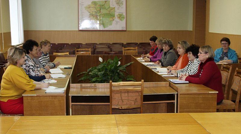 В Алатырском районе обсудили результаты воспитательной работы