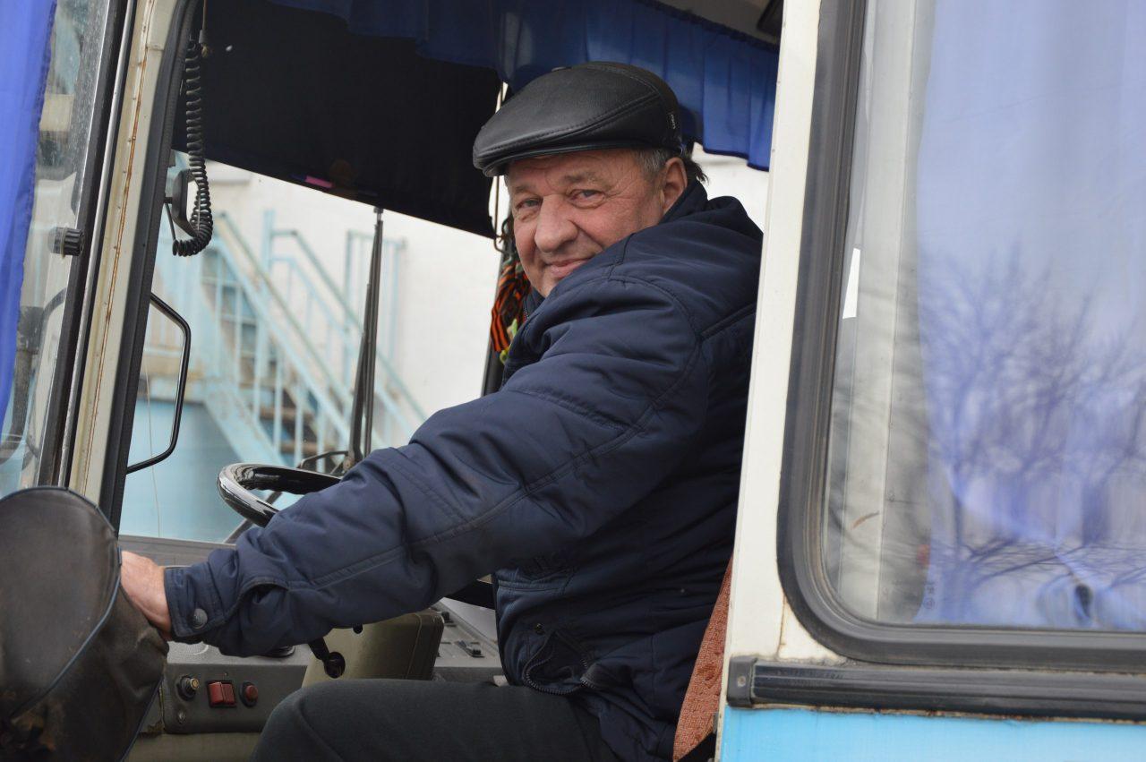 29 октября - День работников автомобильного транспорта
