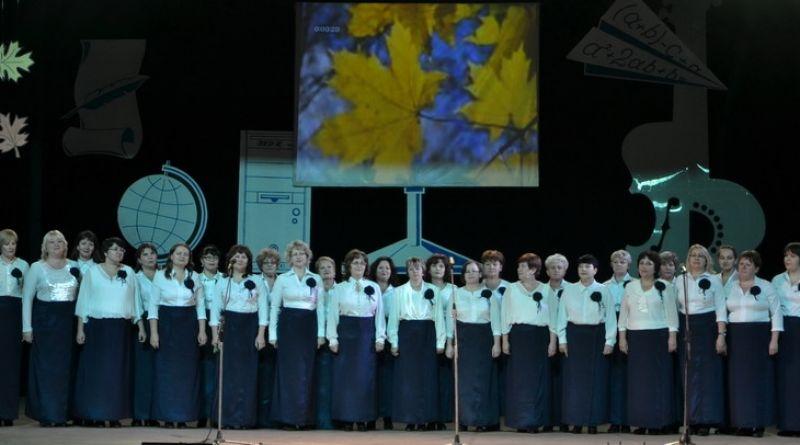 Хор педагогов из Алатыря спел лучше всех в республике