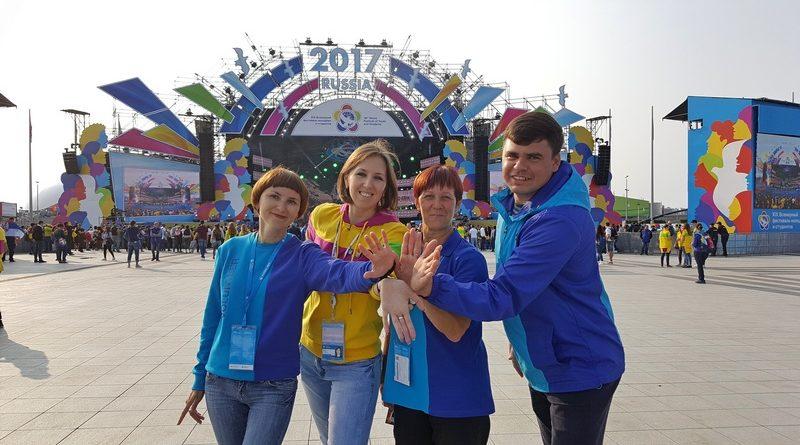 В числе волонтеров ВФМС – представители Алатырского района