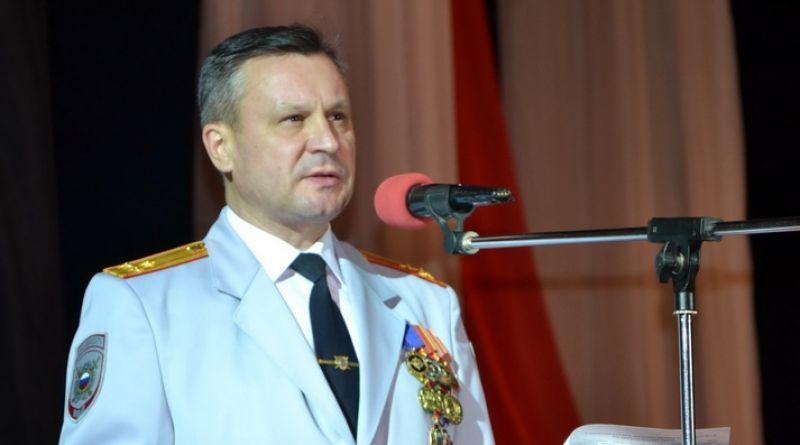 Начальник МО МВД России «Алатырский» Александр Боголюбов удостоен высокой республиканской награды