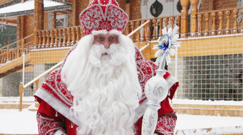 Главный Дед Мороз страны приедет в Чебоксары