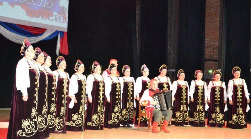 В Алатыре и Алатырском районе прошли мероприятия, посвященные Дню народного единства