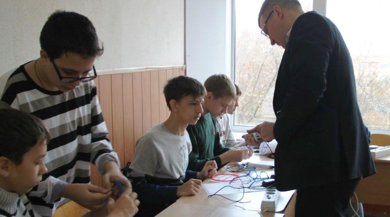 Представительство детского технопарка планируется открыть в Алатыре