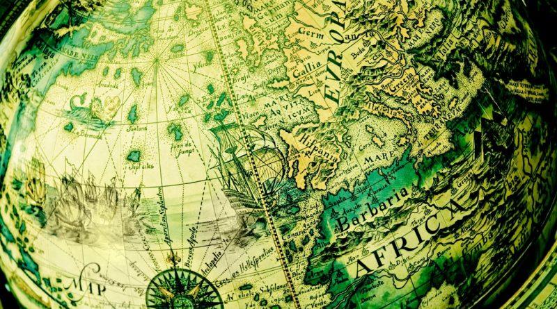 Стань участником Международного географического диктанта!