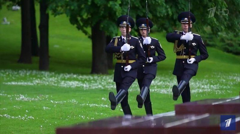 Алатырцы проходят службу в президентском полку 2