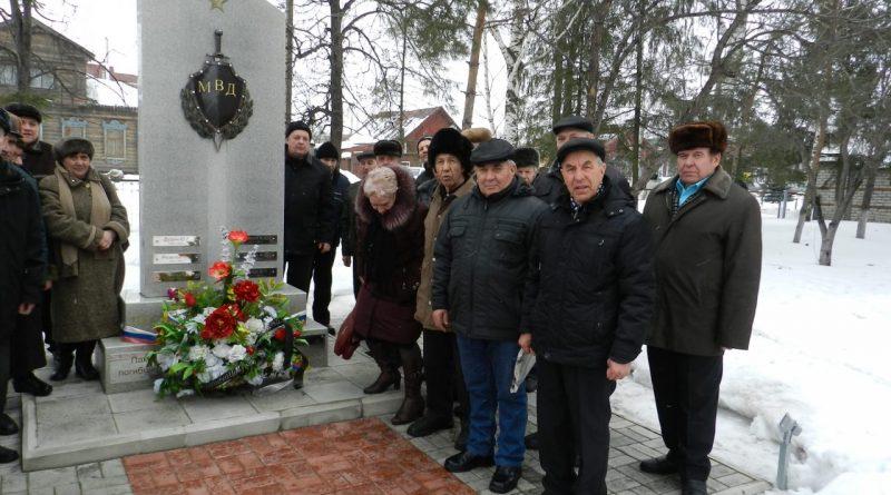 Сто лет советской милиции