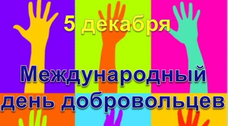В Алатыре прошел День добровольца