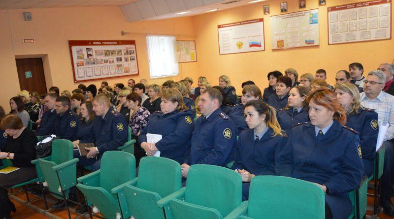 Единый информдень прошел в ФКУ ИК-2 УФСИН России по ЧР-Чувашии 1