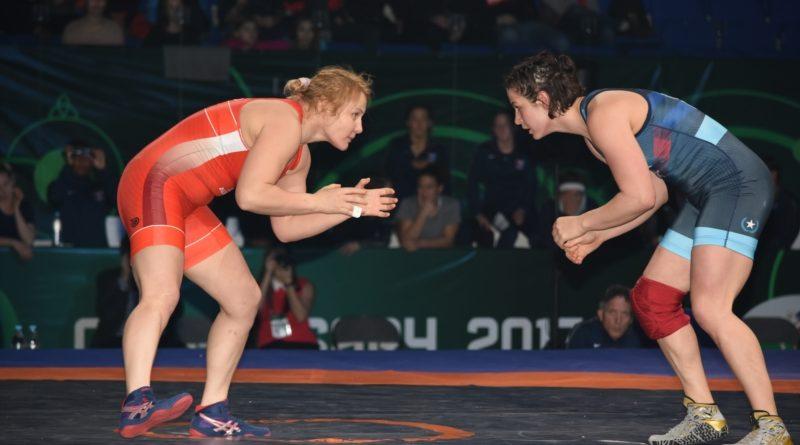 В столице Чувашии торжественно открылся Кубок мира по вольной борьбе среди женщин