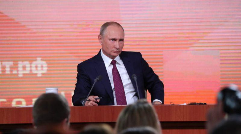 Президент ответил на вопросы журналистов