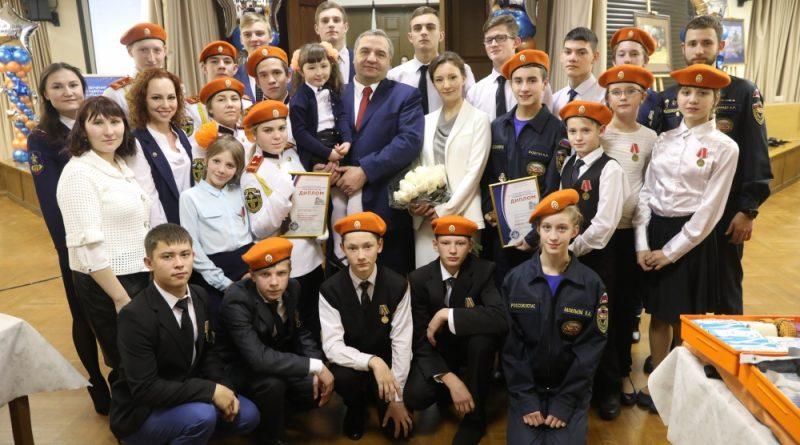 Ребята из Чувашской Республики стали победителями IX Всероссийского фестиваля «Созвездие мужества»