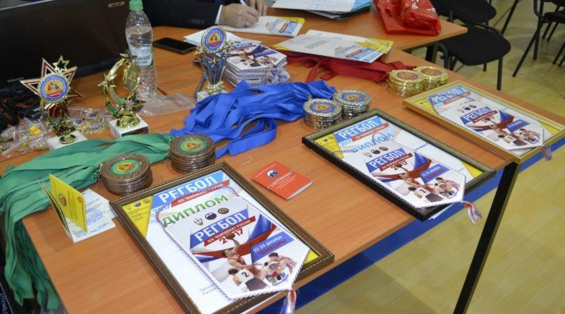 Регболисты Чувашии стали призерами на чемпионате России