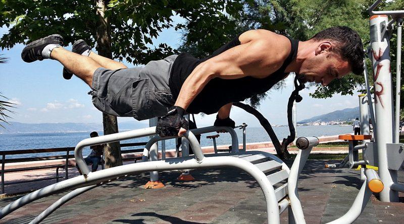 Соревнования по силовой гимнастике прошли в Алатыре