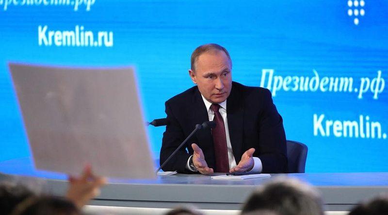 СМИ Чувашии примут участие в большой пресс-конференции Президента России Владимира Путина