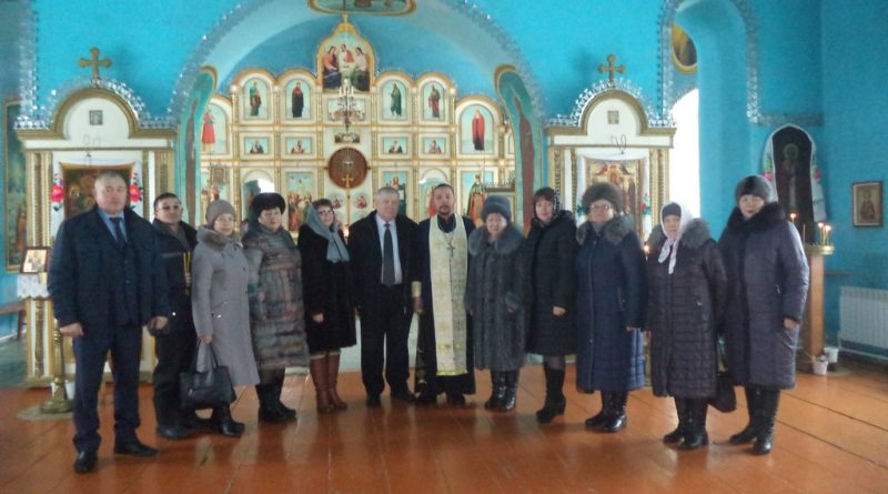 Представители ТОС «Западный» побывали в Ядринском районе
