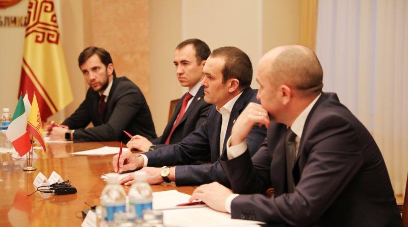 Чувашия и Италия договорились о дальнейшем сотрудничестве