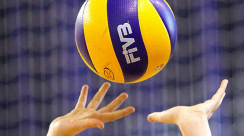 Волейбольные состязания на призы депутата