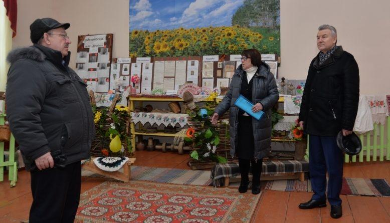 Председатель Госсовета Чувашии посетил Алатырь и Алатырский районы