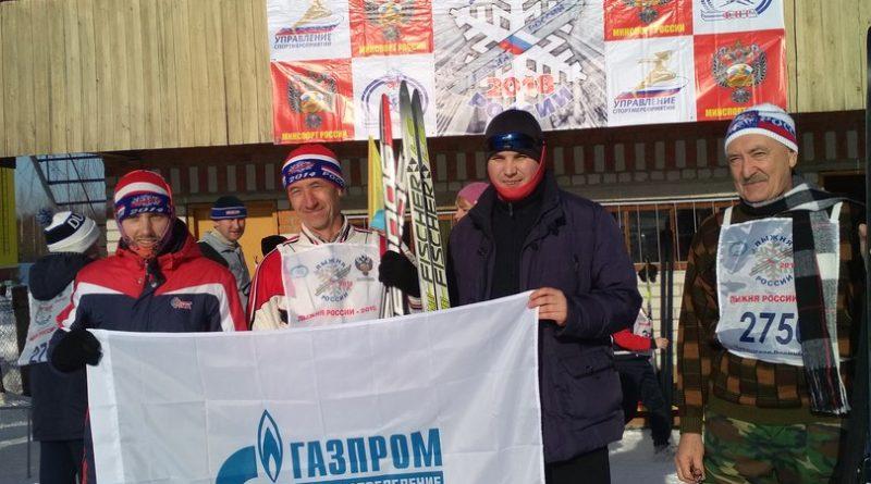 Всем районом на «Лыжню России» 2