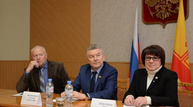 Председатель Госсовета Чувашии посетил Алатырь и Алатырский районы 1