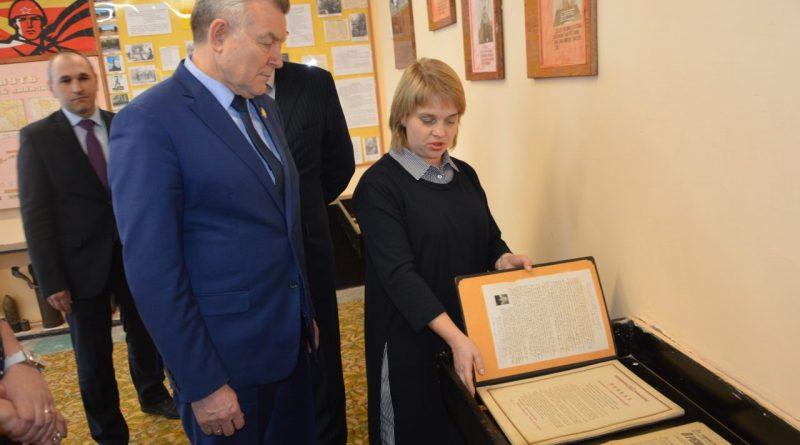 Председатель Госсовета Чувашии посетил Алатырь и Алатырский районы 2