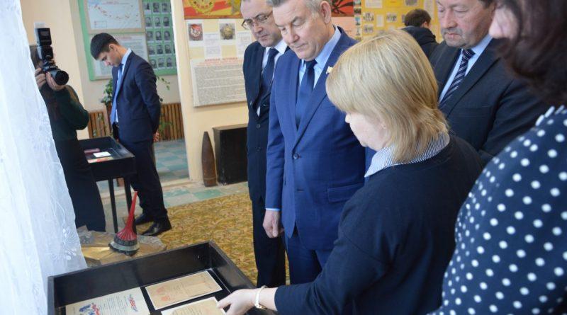 Председатель Госсовета Чувашии посетил Алатырь и Алатырский районы 3