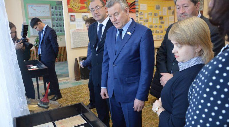 Председатель Госсовета Чувашии посетил Алатырь и Алатырский районы 4