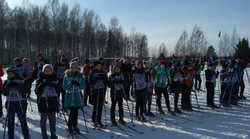 Всем районом на «Лыжню России» 5