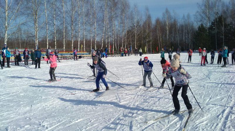 Всем районом на «Лыжню России» 6