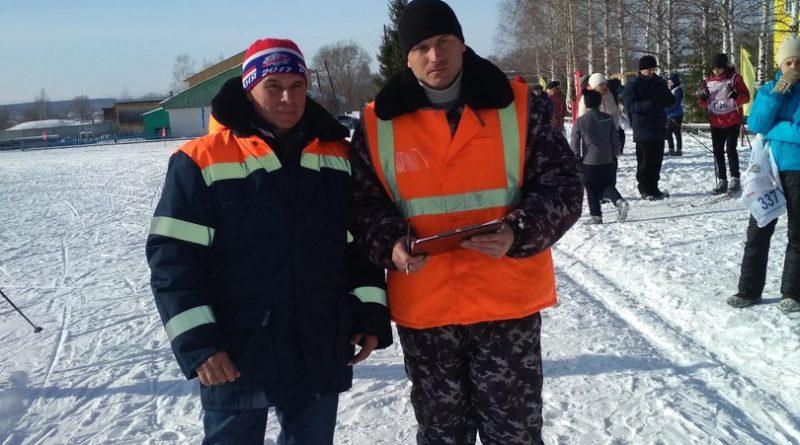 Всем районом на «Лыжню России» 12