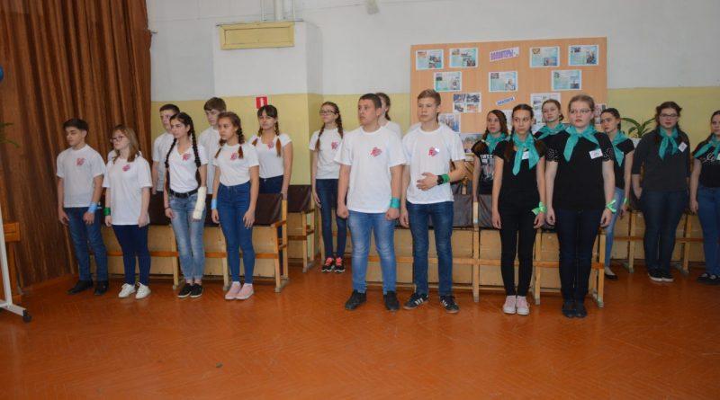 Открытие Года добровольца в Алатыре 4