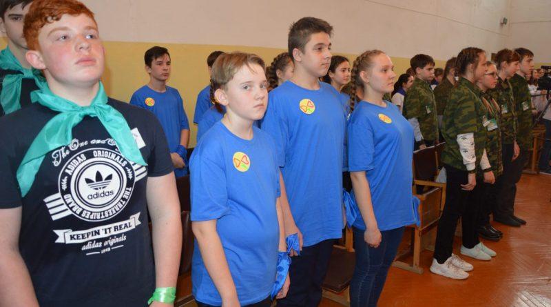 Открытие Года добровольца в Алатыре 5