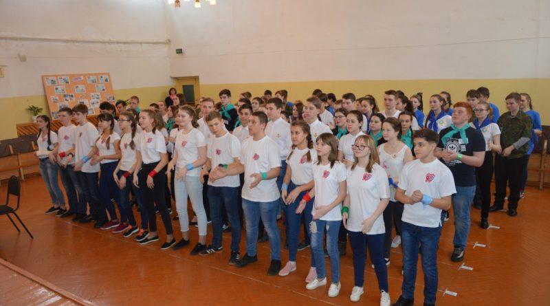Открытие Года добровольца в Алатыре 14