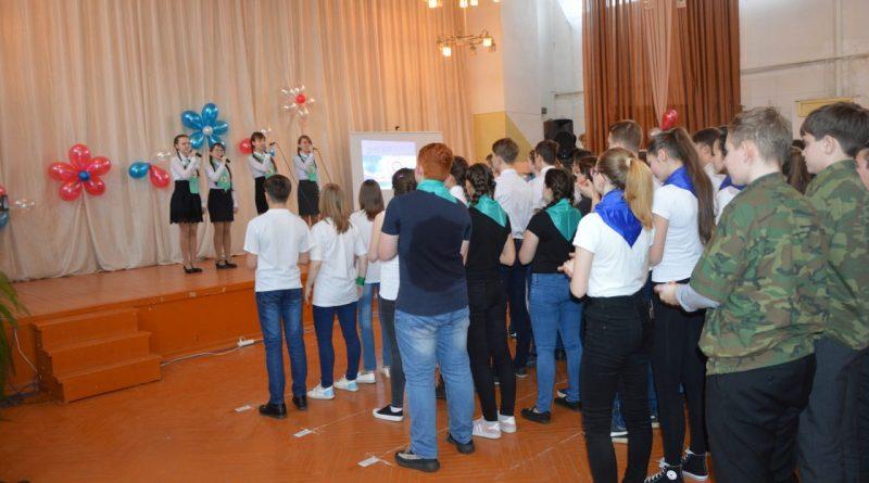 Открытие Года добровольца в Алатыре 15
