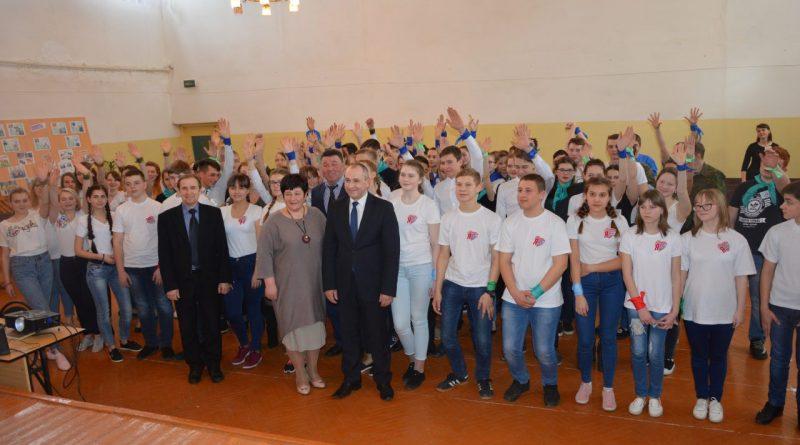 Открытие Года добровольца в Алатыре 17