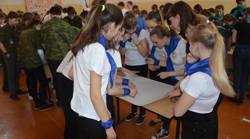 Открытие Года добровольца в Алатыре 18