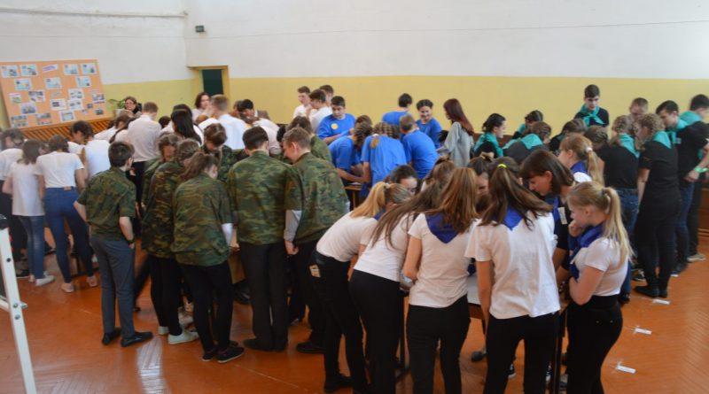 Открытие Года добровольца в Алатыре 19