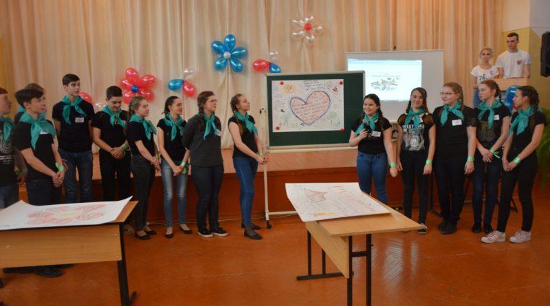 Открытие Года добровольца в Алатыре 26