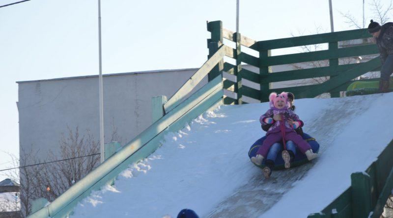Весело и вкусно проводили зиму 38