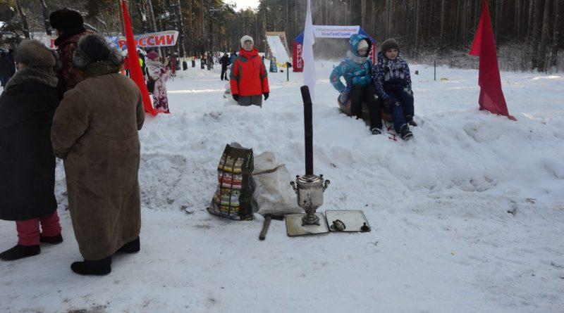 Лыжня России-2018 в Янтарном
