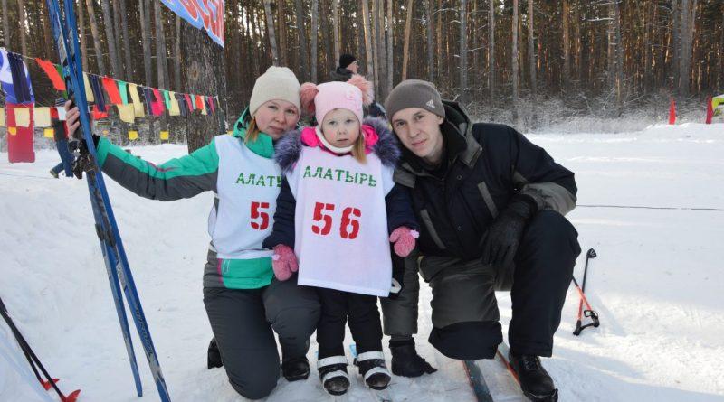 Лыжня России-2018 в Янтарном 3