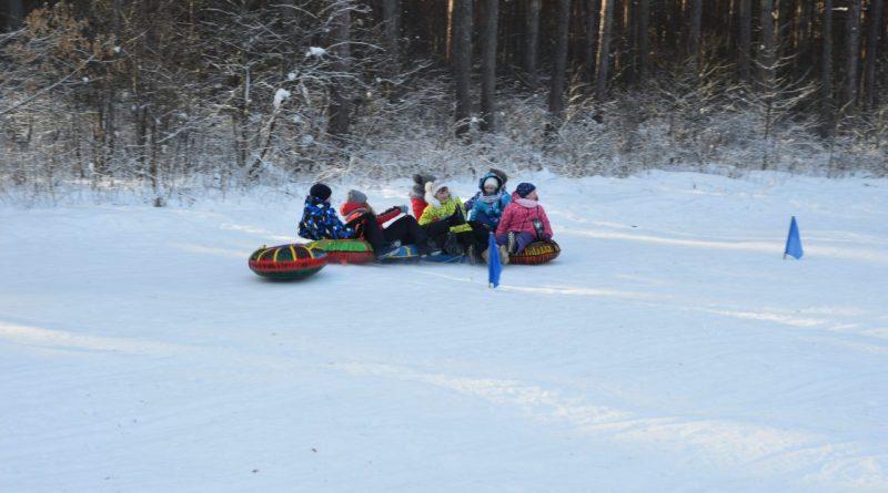 Лыжня России-2018 в Янтарном 6